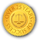 25 Years DUI Lawyer Experience
